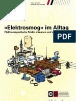 """Elektrosmog im Alltag """"Elektromagnetische Felder erkennen und vermindern"""""""