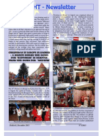 Newsletter of December 2011