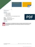 SAP Portal Webflow Connection