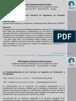 Congreso Internacional de Costos
