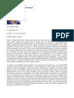 Message de La Fédération Galactique - Sheldan Nidle - 13 décembre 2011