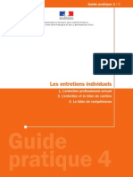 Guide 4 5 Entretiens