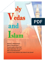 Holy Vedas and Islam