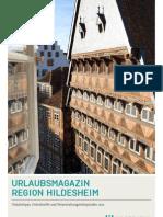 Hildesheim - Urlaubsmagazin 2012