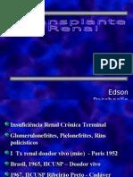 Transplante Renal - Parte 1
