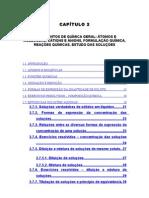 Capítulo 2 - Formulação Química e Soluções