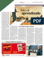 Marcelo Fontoura - Palco de Aprendizado