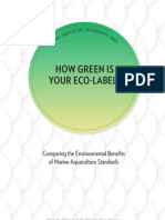 How Green is Your Eco-Label?