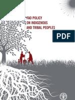 Doc FAO políticas indígenas