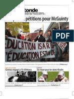 La Rotonde - édition du 27 octobre 2008