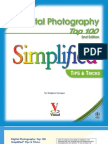Digital Photography Top 100 Simplified Tips & Tricks, 2nd Edition