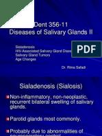 Slide 15 Diseases of Salivary Glands II