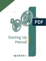 Starting Up Manual