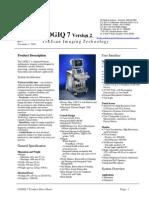 LOGIQ 7 DataSheet