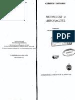 (christos yannaras) heidegger si areopagitul