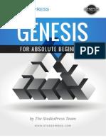 Genesis for Beginners v10 - Brian Gardner of StudioPress