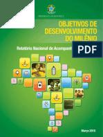 4º Relatorio Nacional de Acompanhamento dos ODM