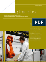 Taming the Robot ABB Review
