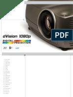dVision 1080p Manual