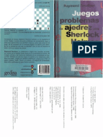 Smullyan Raymond - Juegos y Problemas de Ajedrez Para Sherlock Holmes