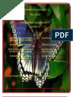 Vertebrate & Invertebrate Animal, Vascular & Nonvascular Plant