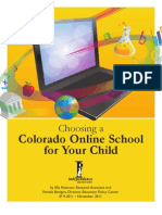 Choosing a Colorado Online School for Your Child