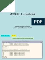 Moshells Basics