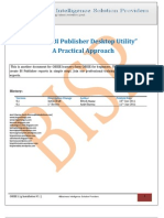 BIP Publisher Practical Guide