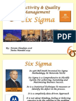 Six Sigma Point Presentation
