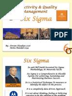 Six Sigma Point Presentation