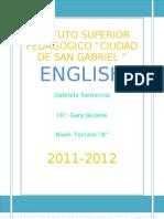 73601607 English Work
