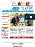 Southwest Globe Times December 15, 2011
