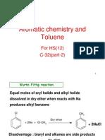 Toluene,Chlorobenzene for HS