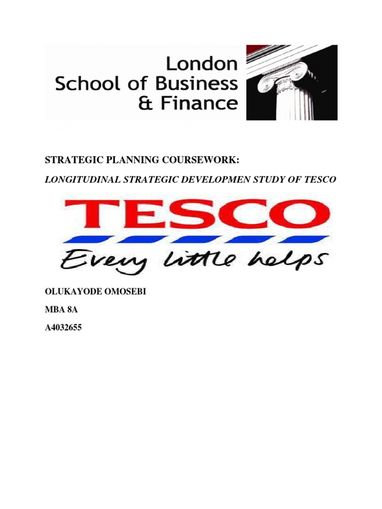 """introduction to tesco If you think for one minute that open business is a bit """"out there"""" for you, perhaps  too soft-centered to be good business, let me introduce you to tesco plc — an."""