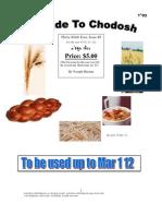 Chodosh Guide 5772 Pt2