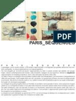 Paris Sequances Montaggio