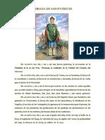 Coraza de San Patricio