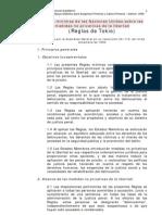 Reglas Minimas de Naciones Unidas