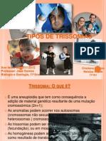 trissomias