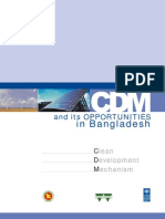Cdm Opportunities in Bangladesh