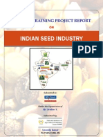 Namrata Yes Bank Indian_seed_industry