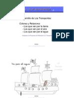 Cuadernillo Los Transportes