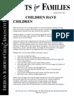 31 When Children Have Children