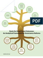 Roots for Good Forest Governance
