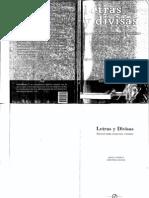Iglesia - Letras y Divisas - Ensayos Sobre Literatura y Rosismo