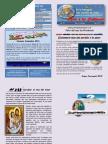 Carta a Los Cristianos Diciembre 2011