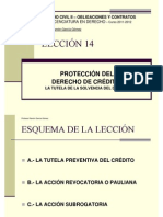 LECCION_14_-_Proteccion_del_Derecho_de_Credito