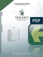 Manual de Aplicação da Marca Triunfo