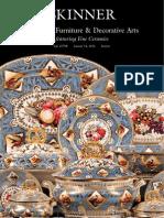 European Furniture & Decorative Arts | Skinner Auction 2579B