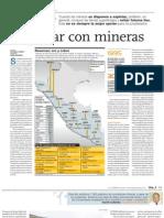 Cómo Negociar con Minerías en el Perú.